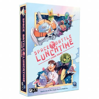Space Battle Lunchtime Game