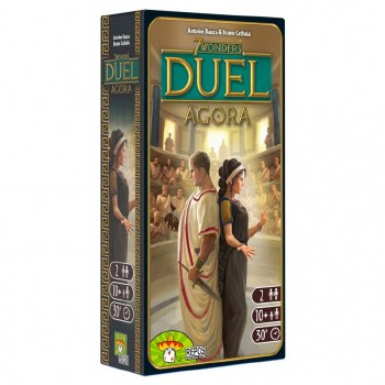 7 Wonders: Duel Agora Expansion