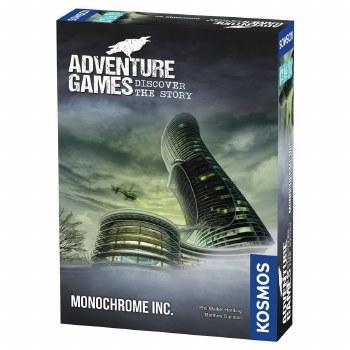 Adventure Games: Monochrome