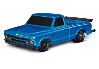 Drag Slash Brushless Drag Truck - Blue