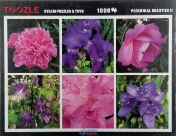 Perennial Beauties II - 1000pc