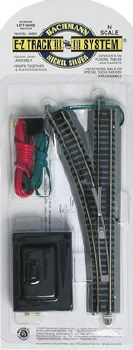 Remote Switch LH N/S E-Z - N Scale