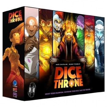 Dice Throne: First Edition