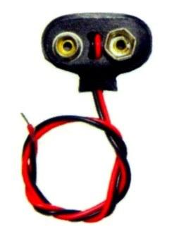Battery Clip 9v