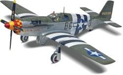 1/32 P-51B Mustang Plastic Model Kit