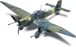 1/48 Stuka Ju 87G-1 Dive Bomber Plastic Model Kit