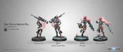 Infinity: Zerat Special Missions Reg. Multi Sniper/Hacker