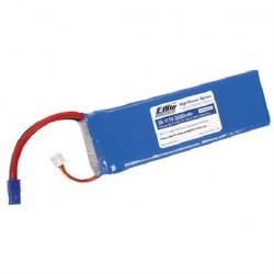 E-Flite LiPo Battery 11.1V 3200mAh 3S 20C 13AWG