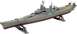 1/535 USS Missouri Battleship Level 4 Plastic Model Kit