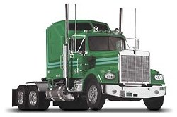 1/25 Kenworth W900 Plastic Model Kit