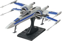 Star Wars Resistance X-wing Fighter Level 2 Plastic Model Kit