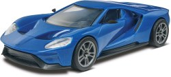1/24 2017 Ford GT Plastic Model Kit