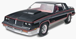 1/25 '83 Hurst Oldsmobile® Model Kit