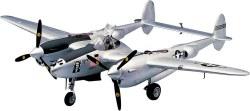 1/48 P-38J Lightning® Plastic Model Kit
