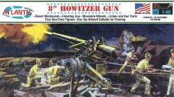 """1/48 8"""" Howitzer Gun"""