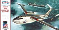 1/136 Martin US Navy P-6M Seamaster Plastic Model Kit
