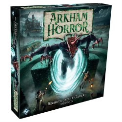 Arkham Horror: Secrets of the Order Expansion