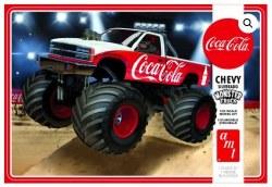 1/25 1988 Silverado Monster Truck Plastic Model Kit