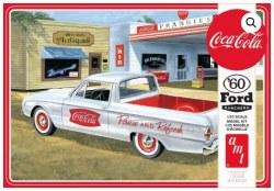 1/25 1960 Ford  Ranchero with Coke Plastic Model Kit