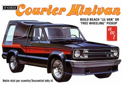 1/25 1978 Ford Courier Minivan