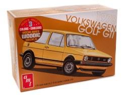 1/24 1978 VW Golf GTI Plastic Model Kit