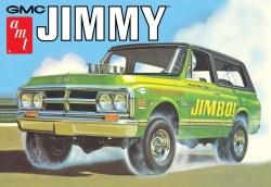 1/25 1972 GMC Jimmy Plastic Model Kit