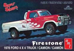 "1/25 1978 Ford Pickup ""Firestone Super Stones"" Plastic Model Kit"