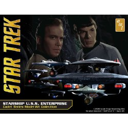 1/2500 Star Trek: USS Enterprise Box Set, Snap