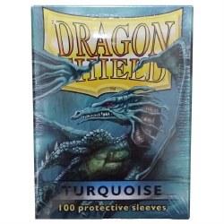 Dragon Shield - Turquoise (100)