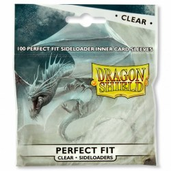 Dragon Shield - Perfect Fit clear (100)