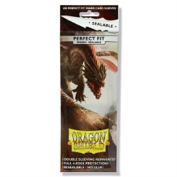 Dragon Shield: Perfect Fit Sealable Inner Card Sleeves