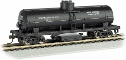 MOW Track-Cleaning Single -Dome Tank Car