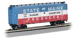 Bangor & Aroostook - 40' Box Car