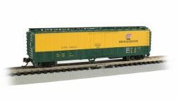 Chicago & Northwestern - 50' Steel Reefer Car - N Scale