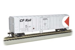 Canadian Pacific - ACF 50' #287217 Steel Mechanical Reefer Car - N Scale
