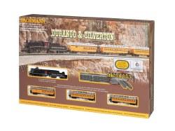 Durango & Silverton Set - N Scale