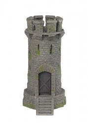 Black Loch Folly - HO Scale