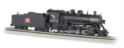 Rock Island #2123 Baldwin 2-8-0 Consolidation Locomotive