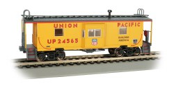 Union Pacific - Bay Window with Roof Walk Caboose