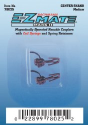 E-Z Mate II Coupler Center Shank, Medium