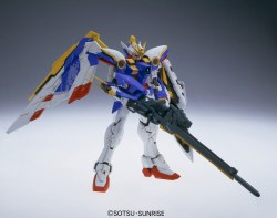 1/100 MG Wing Gundam Mobile Suit XXXG-01W (Ver. Ka) Model Kit