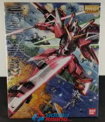 1/100 MG Justice Gundam Model Kit