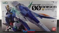 1/60 #00 Raiser PG Gundam Model Kit