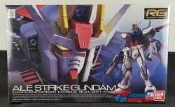"""1/144 #03 RG GAT-X105 Aile Strike Gundam """"Gundam SEED"""" Model Kit"""
