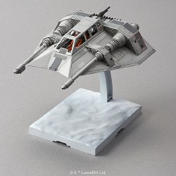 Star Wars: 1/48 Snowspeeder Plastic Model Kit
