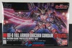 1/144 #199 RX-0 Full Armor Unicorn Gundam (Destroy Mode/Red Color ver.) Model KIt