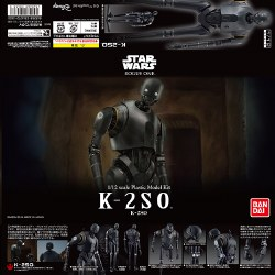 Star Wars: 1/12 K-2SO Plastic Model Kit