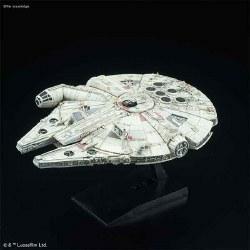 Star Wars: 1/350 Millennium Falcon 006 Plastic Model Kit