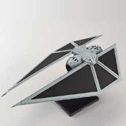 Star Wars: 1/72 Tie Striker Plastic Model Kit