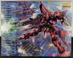 1/100 Aegis Gundam MG Plastic Model Kit